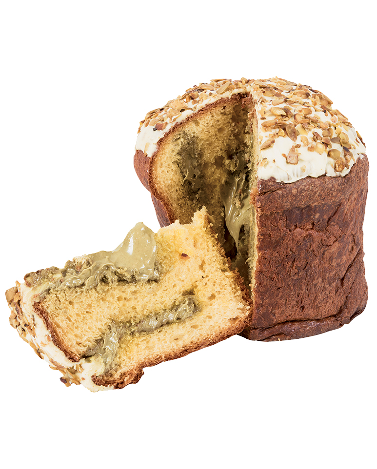 Exemple d'application : Panettone