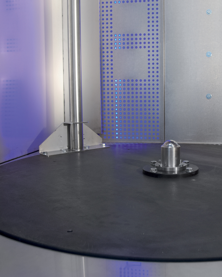 Plateforme rotative