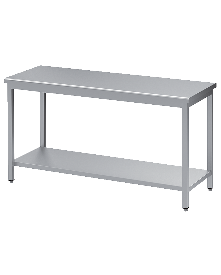 Table de travail avec étagère