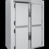 Conservateur positif ou négatif P58 De 2 à 8 / 10 portes Températures : +2 à +10 °C ventilé / -20 °C